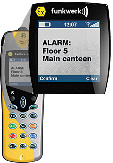 ANT Telecom - Alarm FC 4 EX