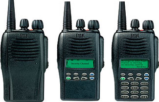 HX Series 2.0 Land Radios