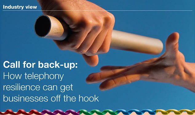 Call for back-up