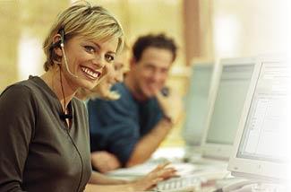 Call/contact centres