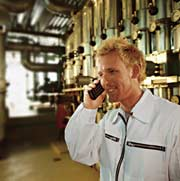 Automated Lone worker - check-call systems