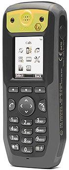 d81 ATEX DECT phone