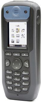 d81 DECT phone