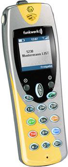 FC4 EX DECT phone