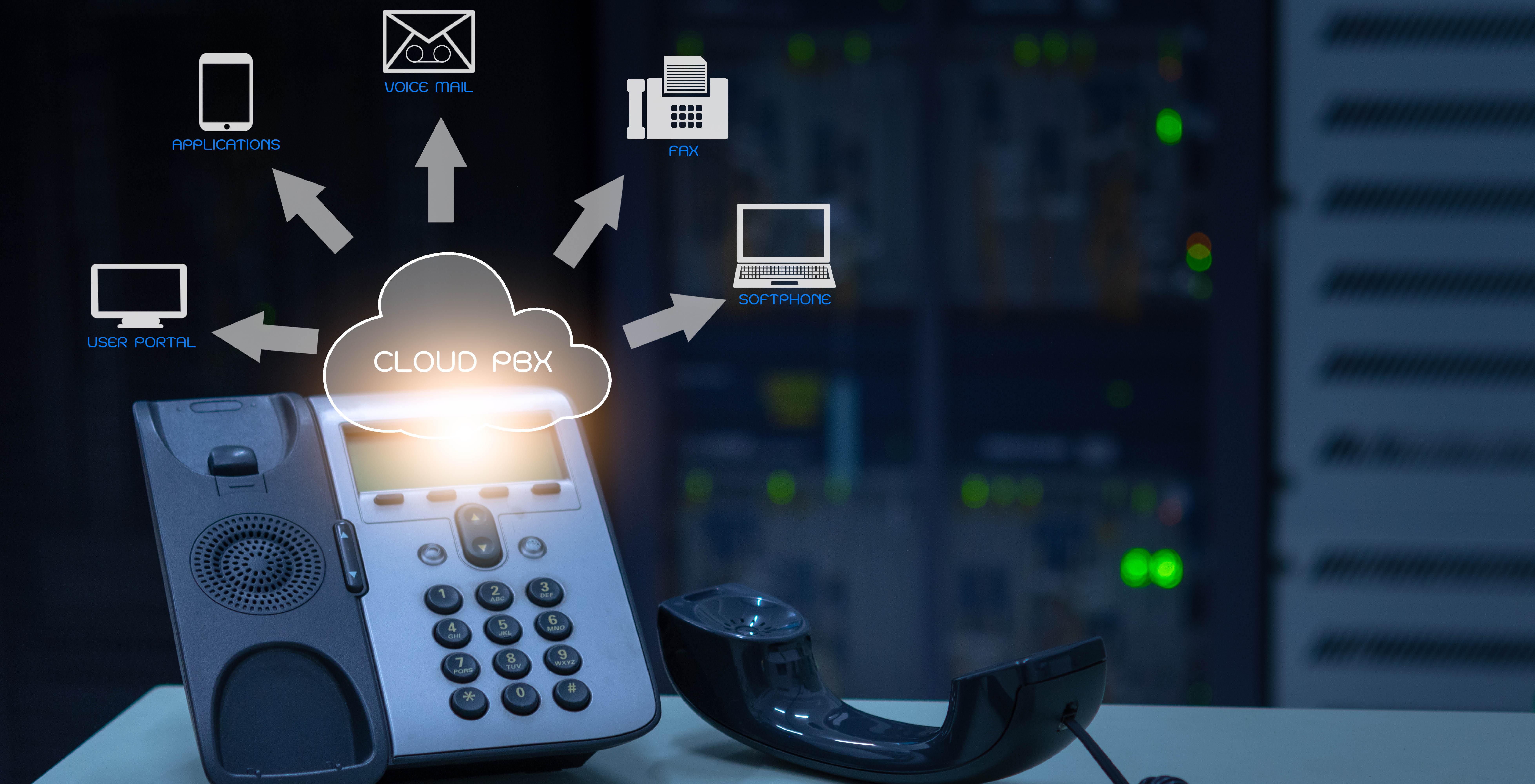 Cloud telephony new