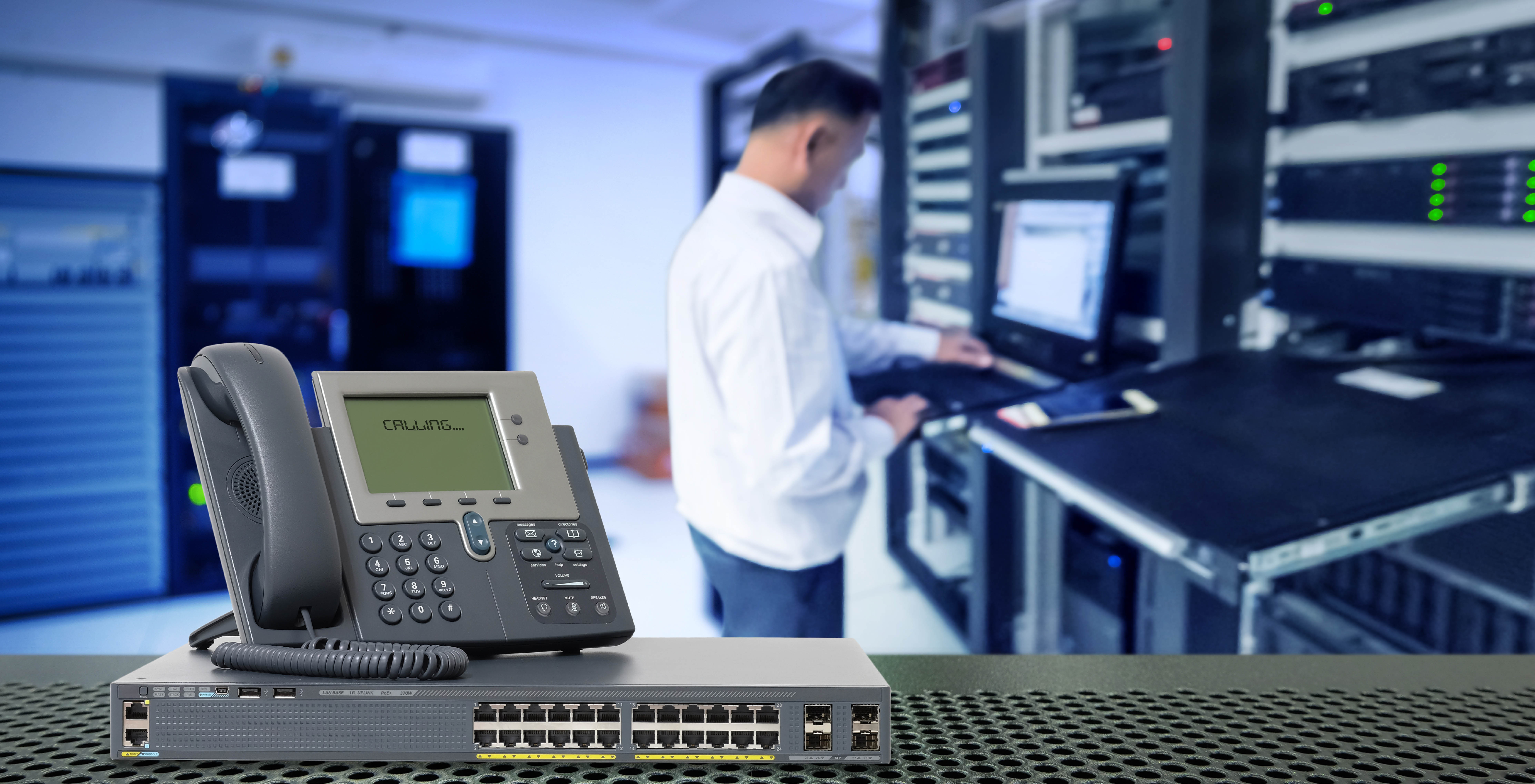 On-premisis telephony systems new