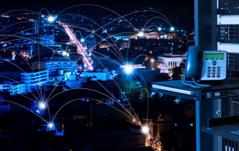telecoms network